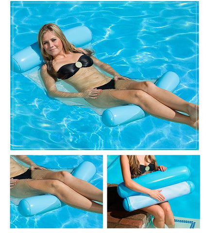 Pool Toy - Swimming Pool Foldable Inflatable Floating Chair