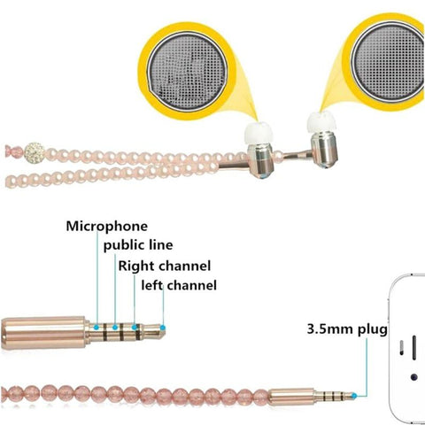 Image of Premium Pearl Earbuds