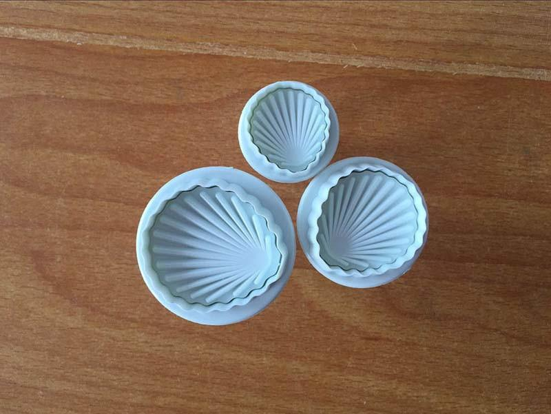 Sea Shell Cookies Cutter