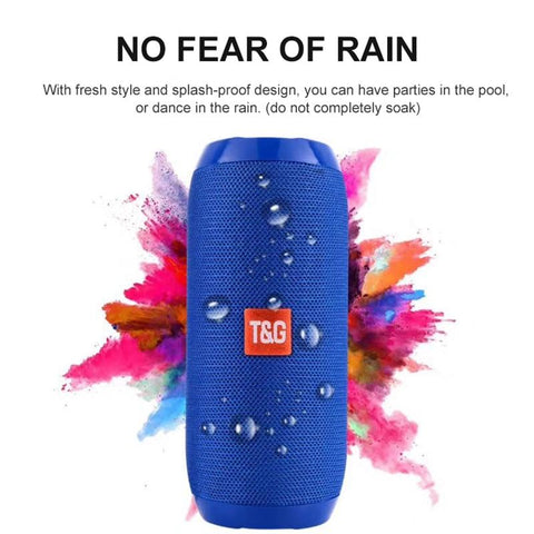 Speaker - Waterproof Bluetooth Outdoor Speaker