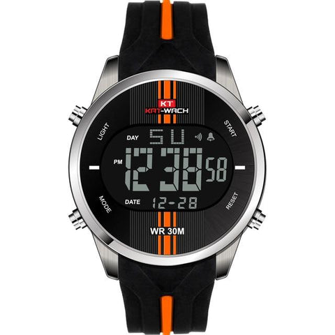 KAT-WACH Waterproof Fitness Watch I Damn Skippy Wear