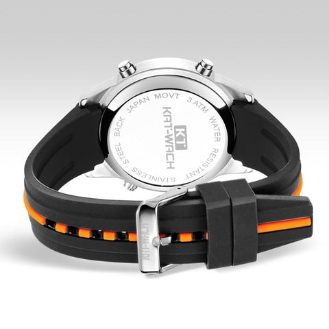 Image of Sports Watch - KAT-WACH Waterproof Sport Watch