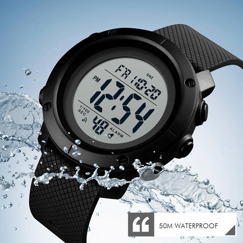 Sports Watch - Men's Waterproof Luxury Sports Watch