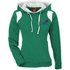 ASC Women's Colorblock Embroidered Poly Hoodie