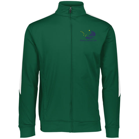 Sweatshirts - ASC Youth Performance Colorblock Full Zip, Polyester