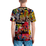 Image of T-shirt - Baila Salsa Graffiti T-Shirt, Polyester