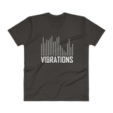 Image of T-shirt - Vibrations Men's V-Neck