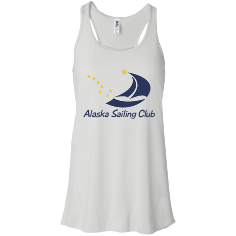 Image of T-Shirts - ASC Flowy Racerback Tank, Poly-Viscose