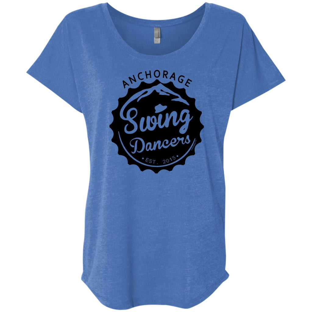 T-Shirts - ASD Women's Triblend Dolman Sleeve