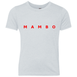 Image of T-Shirts - Mambo Youth Triblend Crew