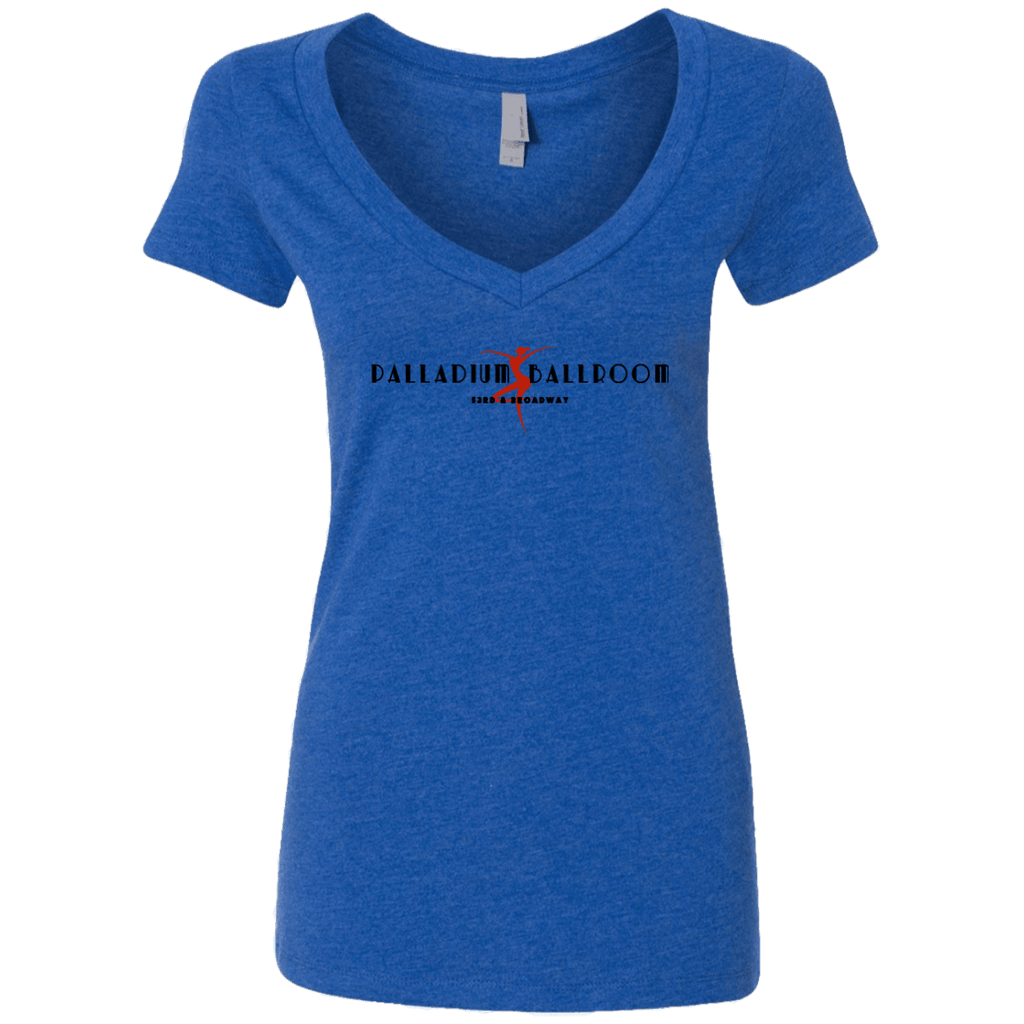 T-Shirts - Palladium Ballroom Deep V-Neck T-Shirt