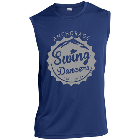 Tank Top - ASD Sleeveless Performance T-Shirt