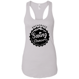Image of Tank Top - ASD Women's Ideal Racerback Tank, Poly-Cotton