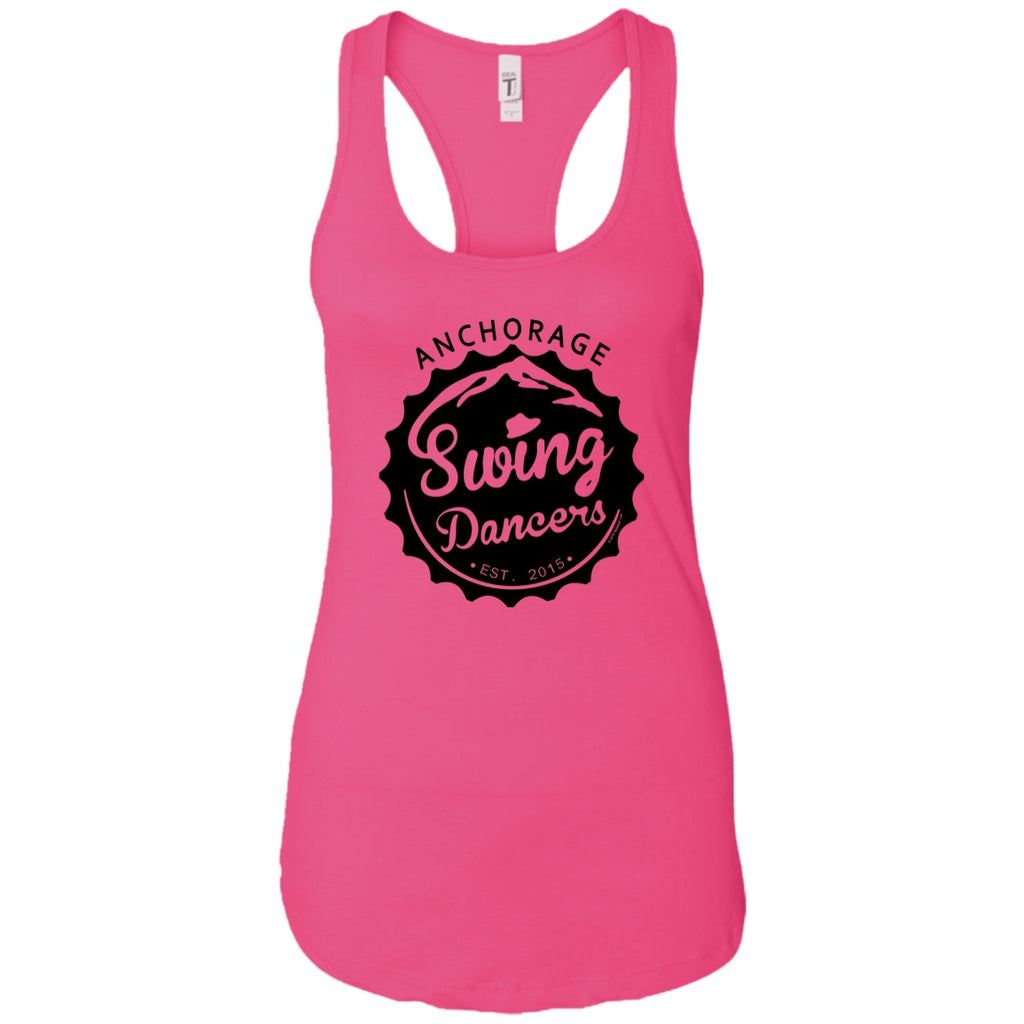 Tank Top - ASD Women's Ideal Racerback Tank, Poly-Cotton
