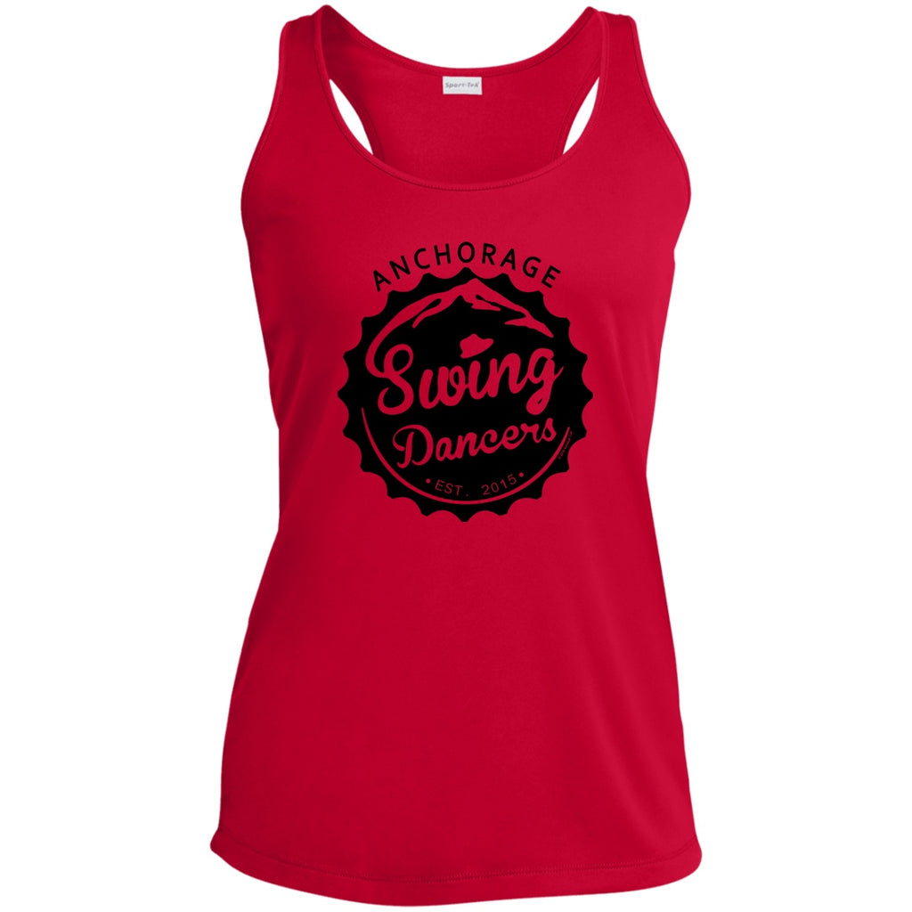 Tank Top - ASD Women's Racerback Moisture Wicking Tank