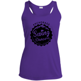 Image of Tank Top - ASD Women's Racerback Moisture Wicking Tank