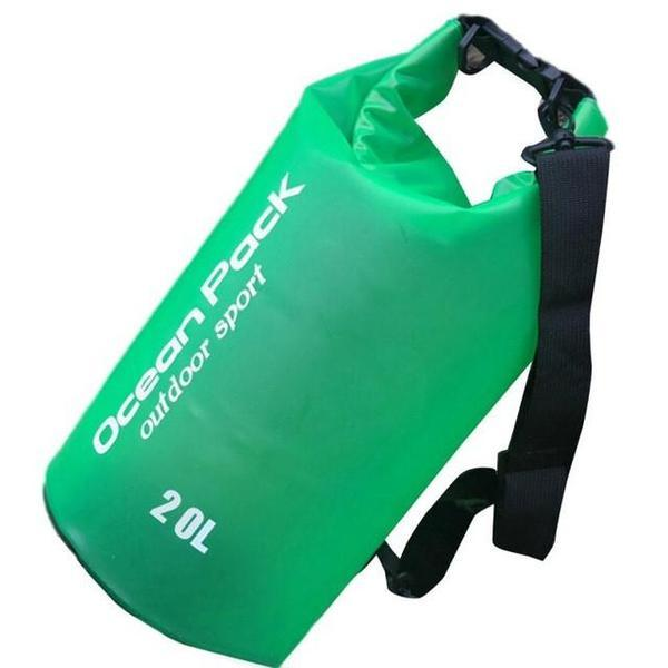 Water Sports - See-through Dry Bag (15L & 20L)