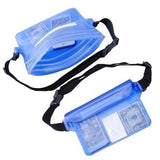 Image of Water Sports - Waterproof Sport Pouch Blue