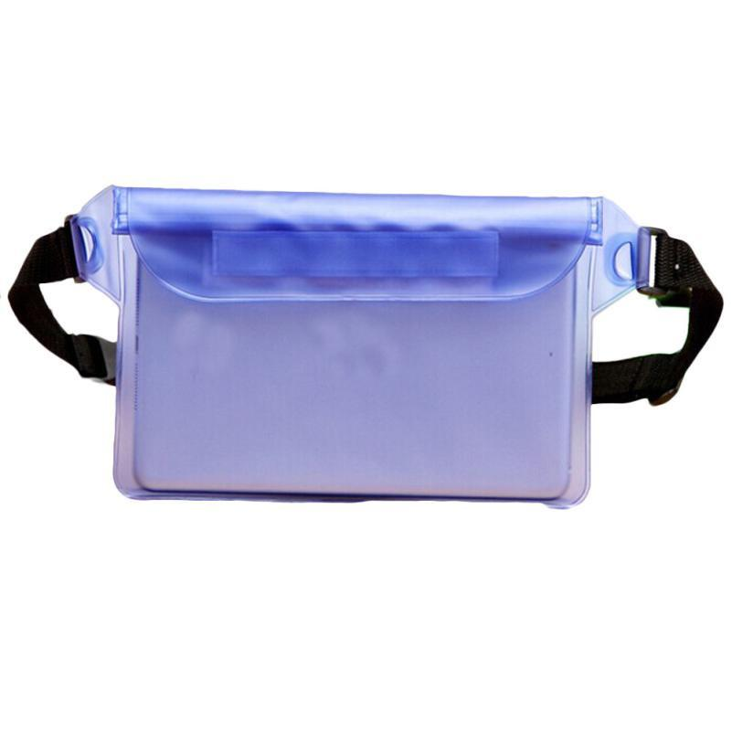 Water Sports - Waterproof Sport Pouch Blue