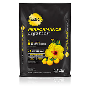 Miracle Gro Performance Organics Container Mix