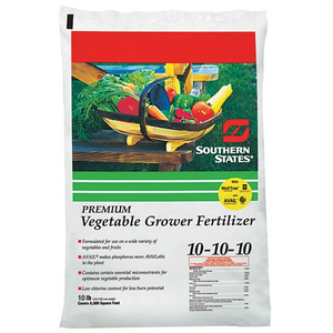 10-10-10 Premium Vegetable Grower 40lb