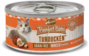 Merrick Purrfect Bistro Turducken Grain Free Canned Cat Food