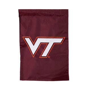 Virginia Tech Hokies Flag - Garden Size