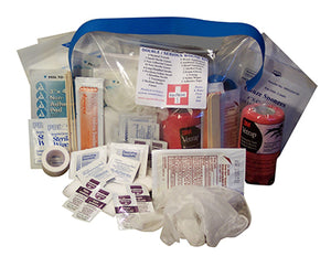 Portable Serious Wound Treatment Kit