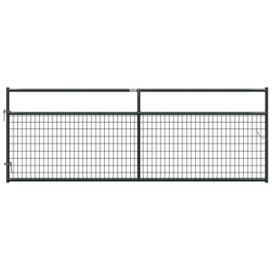 Behlen Wire Filled Gate Grey