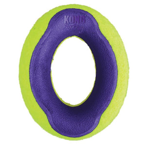 KONG AirDog Squeaker Oval Dog Toy