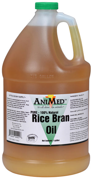 Animed Rice Bran Oil