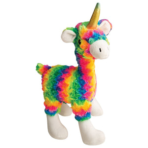 Snugarooz Momma Llama Plush Dog Toy