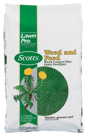Scotts Lawn Pro Weed and Feed