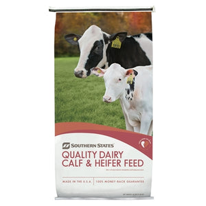 Southern States Calf Developer® Plus (DEC) Medicated