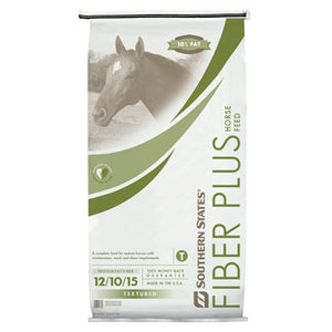 Southern States Fiber Plus Textured Horse Feed