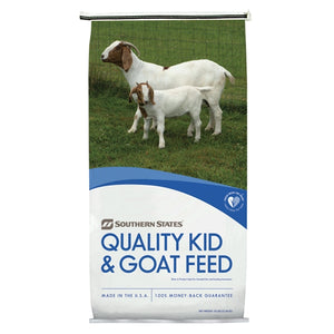 Southern States 17% Goat Feed (Deccox) Medicated