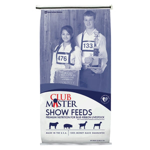 Southern States Grow-N-Show (BVT) Lamb Feed Medicated