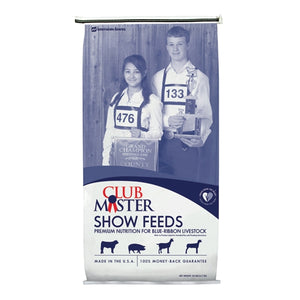 Southern States Grow-N-Show (Deccox) Goat Feed Medicated