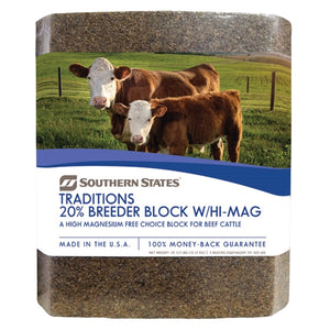 Southern States Traditions 20% Breeder Block w/Hi-Mag