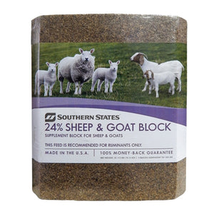Southern States 24% Sheep & Goat Block