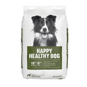 Happy Healthy Dog Food