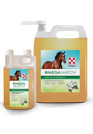 Purina® Omega Match™ Ahiflower® Oil Supplement