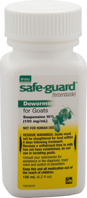 SAFE GUARD® DRENCH GOATS