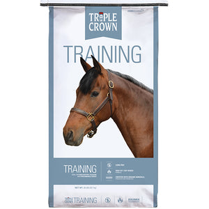Triple Crown Training Horse Feed Formula
