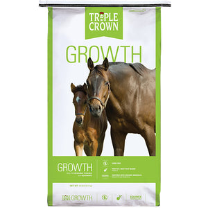 Triple Crown Growth Horse Feed Formula