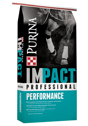 Purina® Impact® Professional Performance Horse Feed