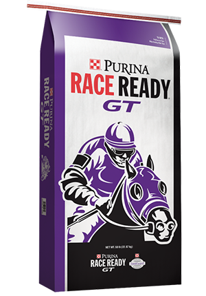 Purina® Race Ready® GT Horse Feed