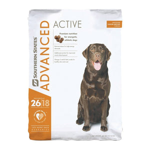 Southern States Advanced Active Dog Food
