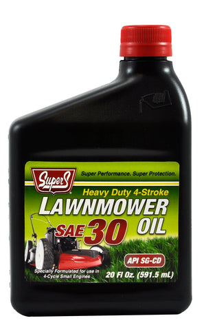 Super Lube 4 Cycle Lawnmower Oil