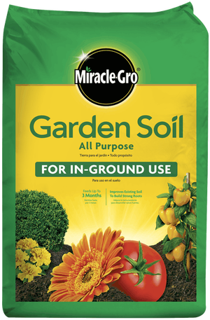 Miracle Gro All Purpose Garden Soil